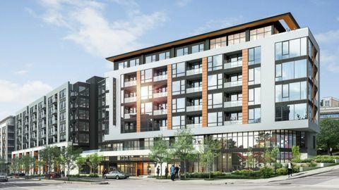 Developer breaks ground Wednesday on Key Highway apartment project in Federal Hill